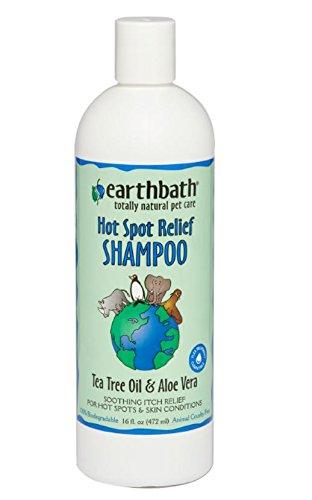 Earthbath Hot Spot Relief Shampoo With Tea Tree And Aloe