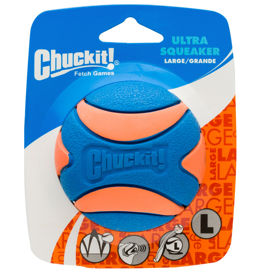 Chuckit Sound Fetch Ball