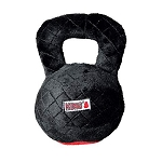 Kong Kettle Ball plush squeaker toy