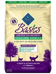 Blue Buffalo Basics Limited Ingredient Grain-Free Formula Turkey & Potato Indoor Mature Dry Cat Food