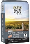 CANIDAE Grain-Free Limited Ingredient Diet PURE Meadow Senior & Less Active Formula with Fresh Chicken Dry Cat Food, 5 Pound Bag