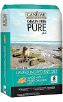 CANIDAE Grain-Free PURE Sea with Salmon Dry Dog Food
