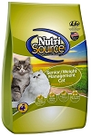 NutriSource Senior/Weight Management Chicken & Rice Formula Dry Cat Food