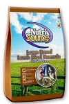 NutriSource Grain-Free Lamb and Pea Formula Dry Dog Food