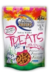 NutriSource Soft & Tender Salmon Dog Treats, 6-oz bag