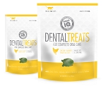 Paws IQ Chicken Flavored Dental Cat Treats