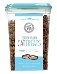 Paws IQ Tuna Flavored Center Filled Cat Treats