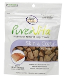 Pure Vita Skin & Coat Dry Dog Treats