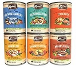 Merrick Grain Free Canned Dog Food Variety Pack, 6 flavors, 13.2 ounces each, 6 pack