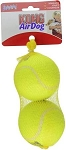 Kong Squeakair floatable Bouncy Ball - mediums or Large in packs of 2