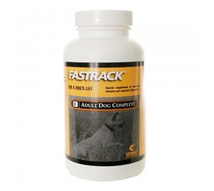 Fastrack Conklin Adult Dog Supplement - .5 lbs  60 Tablets per Jar
