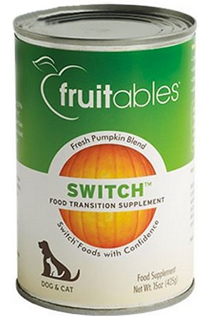 Fruitables Switch Pet Food Transition Dog & Cat Supplement, 15-oz can